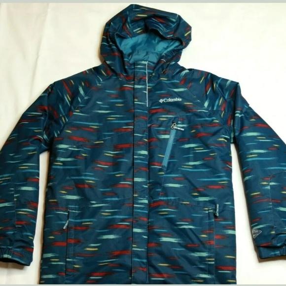 Columbia Other - Columbia Children Whirlibird Omni Heat Jacket
